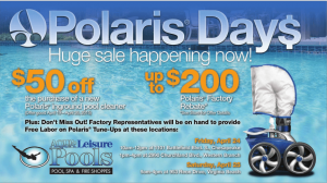 Polaris Days Deal