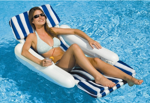 SunChaser-Padded-Floating-Luxury-Chair-Pool-Lounger-10010SL